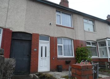 Thumbnail 2 bed terraced house for sale in Carsluith Avenue, Blackpool