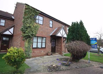 Thumbnail 2 bed semi-detached house to rent in Avocet Way, Bridlington