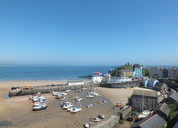 Thumbnail 3 bedroom terraced house for sale in Goscar House, Crackwell Street, Tenby, Pembrokeshire