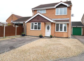 Thumbnail 3 bed detached house for sale in Stretham Way, Bourne