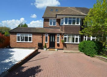 Thumbnail 4 bed semi-detached house for sale in Westbury Road, London