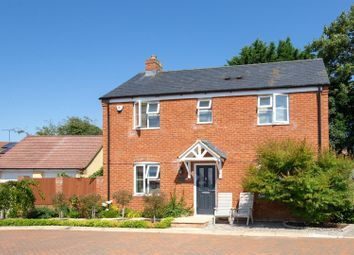 Thumbnail 3 bed detached house for sale in Wentworth Court, Station Road, Harlington, Dunstable