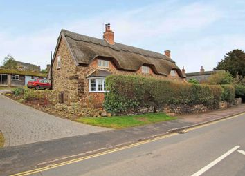 Thumbnail 3 bed detached house for sale in Main Street, Newtown Linford
