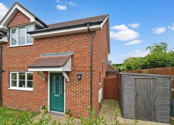 Thumbnail 3 bed semi-detached house for sale in Church Court, Stoke Mandeville, Aylesbury
