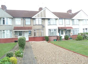 Thumbnail 3 bedroom terraced house to rent in Harcourt Avenue, Sidcup, Kent