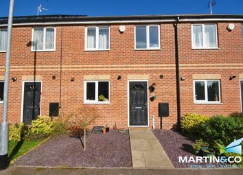 Thumbnail 3 bed terraced house to rent in Ivywood Close, Lincoln