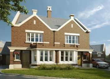 Thumbnail 3 bed semi-detached house for sale in Off Digswell Hill, Welwyn
