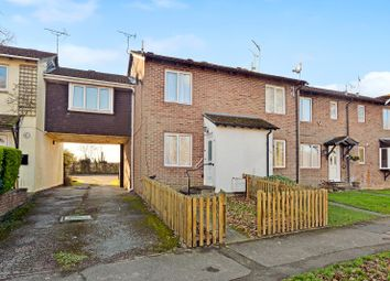 Thumbnail 2 bed terraced house for sale in Springwood Drive, Ashford