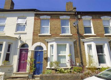 Thumbnail 3 bed terraced house to rent in Longley Road, Rochester