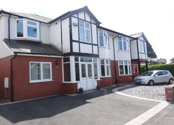 Thumbnail 4 bed semi-detached house for sale in Black Bull Lane, Fulwood, Preston