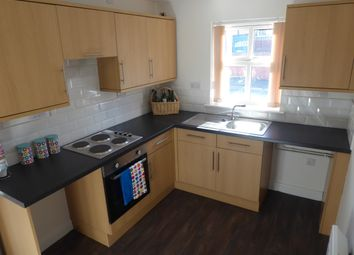 Thumbnail 2 bed flat to rent in Towneley Apartments, Brunswick Street, Burnley