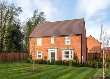 """Thumbnail 4 bedroom detached house for sale in """"Cadleigh"""" at Aspen Gardens, Hook"""