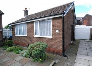 Thumbnail 1 bed bungalow to rent in Marigold Street, Rochdale