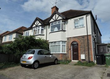 Thumbnail 5 bed property to rent in Weston Road, Guildford