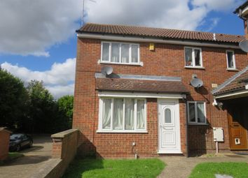 Thumbnail 2 bed end terrace house for sale in Mount Pleasant Road, Leagrave, Luton