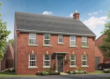 "Thumbnail 4 bed detached house for sale in ""Chelworth"" at Jessop Court, Waterwells Business Park, Quedgeley, Gloucester"