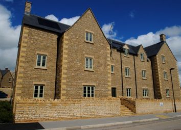 Thumbnail 2 bed flat for sale in Forstall Way, Cirencester
