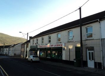 Thumbnail 2 bed flat to rent in Dinam Street, Nantymoel, Bridgend.