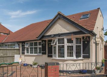 Thumbnail 3 bed semi-detached bungalow for sale in Uppingham Avenue, Stanmore, Greater London