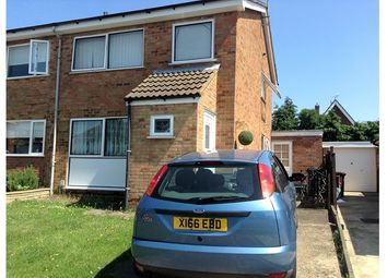 Thumbnail 3 bedroom semi-detached house for sale in 146 Sherwood Avenue, Kingsthorpe, Northampton, Northamptonshire