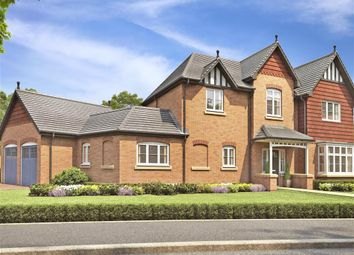 Thumbnail 5 bed detached house for sale in Kingsborough Manor, Eastchurch, Sheerness, Kent