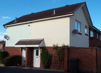 Thumbnail 1 bed semi-detached house to rent in The Laurels, Kingsbury, West Midlands