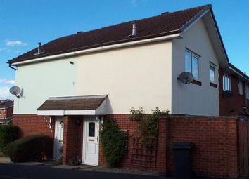 Thumbnail 1 bedroom semi-detached house to rent in The Laurels, Kingsbury, West Midlands