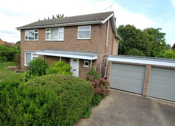 Thumbnail 3 bedroom detached house for sale in Ambury Gardens, Crowland, Peterborough