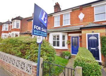 Thumbnail 3 bed terraced house for sale in Park Road, Brentwood, Essex