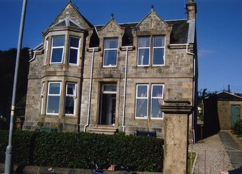 Thumbnail 3 bed flat for sale in West Bay Road (Upper Floor Villa), Millport, Isle Of Cumbrae