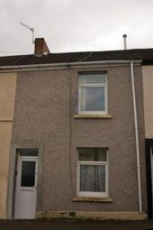 Thumbnail 3 bed terraced house to rent in Caswell Street, Swansea
