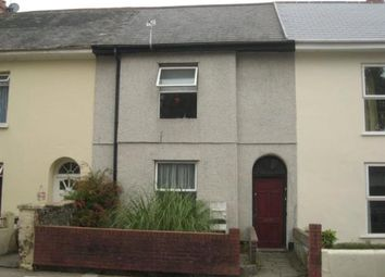 Thumbnail 2 bed flat for sale in North Road West, Plymouth, Devon