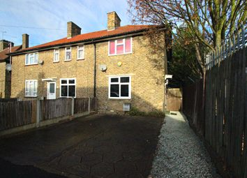 Thumbnail 2 bedroom semi-detached house for sale in Margery Road, Becontree, Dagenham