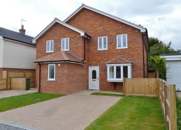 Thumbnail 3 bedroom semi-detached house for sale in Queens Road, Reydon, Southwold