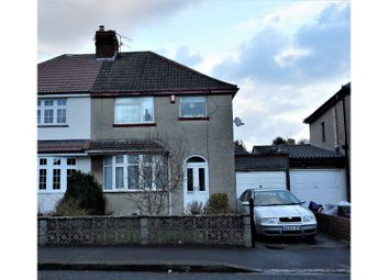Thumbnail 3 bed semi-detached house for sale in Kings Head Lane, Uplands