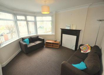 Thumbnail 3 bedroom property to rent in Buckingham Avenue, Hyde Park, Leeds