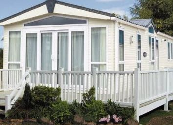 Thumbnail 3 bed bungalow for sale in Plas Coch Holiday Park, Llanedwen, Sir Ynys Mon