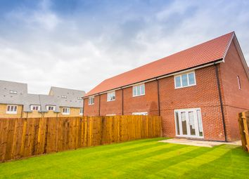 Thumbnail 2 bed town house for sale in Longwick Road, Princes Risborough