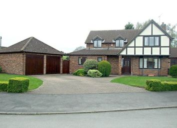 Thumbnail 4 bed detached house for sale in Cherry Orchard, Cotgrave, Nottingham, Nottinghamshire