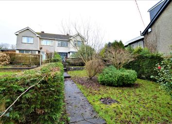 Thumbnail 4 bedroom semi-detached house to rent in Miskin Crescent, Pontyclun