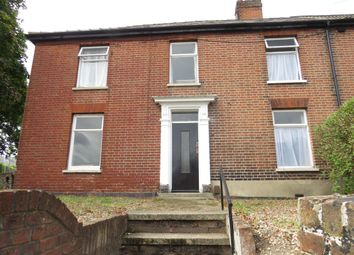 Thumbnail 4 bed end terrace house to rent in Waterloo Road, Norwich