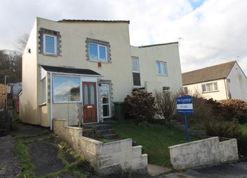 Thumbnail 2 bedroom semi-detached house for sale in Mersey Close, Plymouth