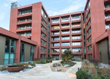 Thumbnail Studio for sale in Tapestry Apartments, Canal Reach, King's Cross