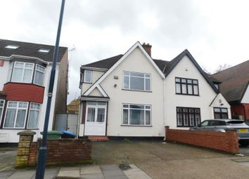 Thumbnail 3 bed semi-detached house for sale in Braemar Avenue, Wembley
