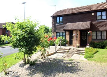 Thumbnail 1 bed end terrace house for sale in Woodbury Avenue, East Grinstead, West Sussex