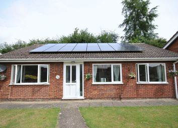 Thumbnail 3 bed bungalow for sale in Chartwell Court, Sprowston, Norwich