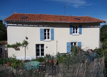 Thumbnail Equestrian property for sale in St-Laurent-De-Ceris, Charente, France