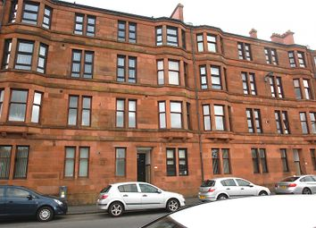 Thumbnail 1 bed flat for sale in 185 Holmlea Road, Glasgow