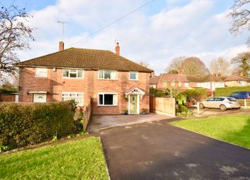 Middlemead Road, Bookham, Leatherhead KT23. 3 bed semi-detached house for sale