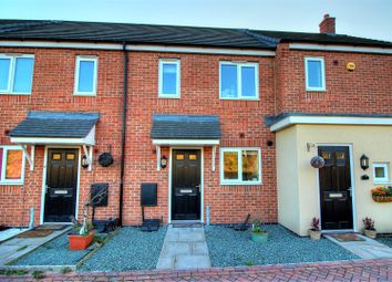Thumbnail 2 bedroom terraced house to rent in Holly Bank, Hawksyard, Rugeley